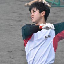 【ロッテ】前楽天・西巻の獲得を発表「大河さんとまた同じチームで…」