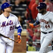 MLBの新人王にアロンソとアルバレス ともに文句なしの圧勝選出!