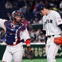 侍ジャパン高橋礼、4回2失点で降板 5回に山岡も失点、嘉弥真が火消し