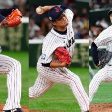 侍J、1点リードで必勝パターンにつなぐ 高橋礼、田口、中川が好救援!