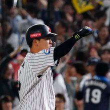 侍ジャパン・浅村「試合決まると思った」 緊迫の投手戦で光った一打