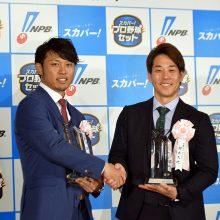 「スカパー!サヨナラ賞」年間大賞にロッテ・鈴木と阪神・高山