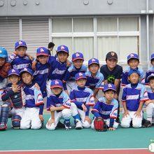 「スポーツが楽しい」を教える、母体がNPO法人の少年野球チーム「ブルーウインズ」
