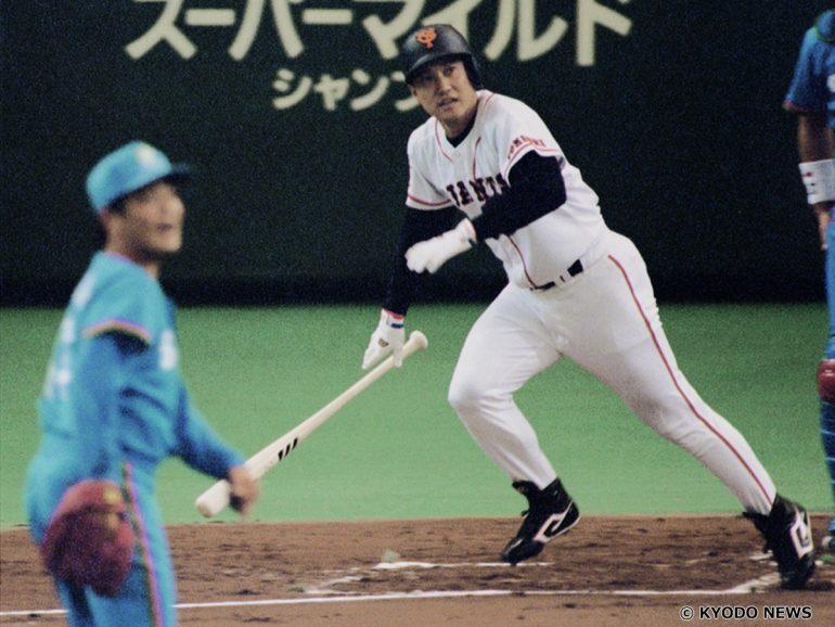 プロ野球史上最も叩かれた4番打者」の意地【原辰徳・最後の1年 ...