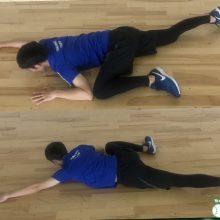 子どもにおすすめ! 股関節を柔らかくするための「スパイダーマン」トレーニング