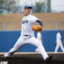 西武が多和田と支配下選手契約を締結「一生懸命、責任を持って頑張ります」