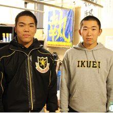 【仙台育英】笹倉世凪と伊藤樹、甲子園を沸かせた1年生コンビの小・中学生時代