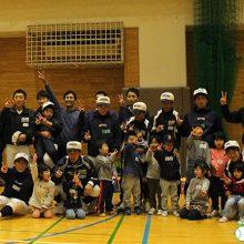 新宿高校で高野連公認イベント「子ども向けティーボール教室」開催