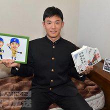 ヤクルト・奥川 星稜の先輩・松井氏も受け取った「恩師からのプレゼント」