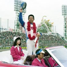 高木守道氏が保持する偉大なる二塁手ベストナインの記録