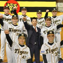 高校球界のスターたちが再び聖地へ 12球団・ルーキー名鑑2020【阪神】