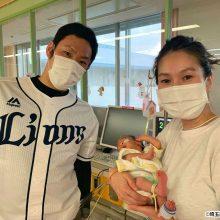 西武・増田が小児病棟を慰問「1年がスタートしたという気持ち」