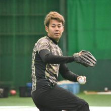 原点回帰、減量、ツーシーム…勝負の3年目を迎えるロッテ・永野将司