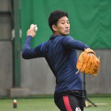 ロッテ・小島、年末年始も休まずトレーニング「アピールできる準備が一番」