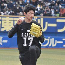 ロッテ・佐々木朗希は「上の方でスタート」 吉井投手コーチがキャンプでのプラン語る