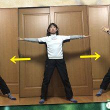 野球の体重移動を意識した子ども向けのトレーニング