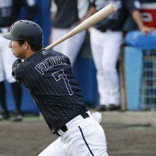 ロッテ・福田秀平が古巣戦で奮闘!1安打・1盗塁に好守も魅せた