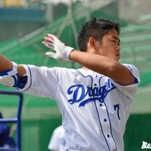 中日・根尾、DeNA・伊藤裕らが一軍昇格 3日のプロ野球公示