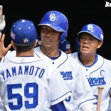 中日、阪神に敗れるも効率良く加点 福田&溝脇弾など6点中5点が二死から