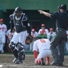 広島-ロッテの練習試合は思わぬ幕切れ…2者連続死球で異例のサヨナラ終了