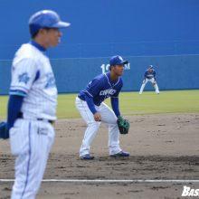 中日2年目捕手・石橋が快音連発 急遽三塁出場も前向き「違った見方できた」
