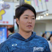 日本ハム玉井「勝ち試合で多く投げたい」 昨季はチーム最多の65試合登板