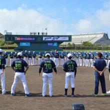 ヤクルトがキャンプ打ち上げ 中村選手会長「来年はチャンピオンとして」