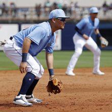 レイズ・筒香、「三塁」で出場…昨季も27試合守ったかつての主戦場