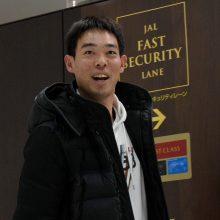レッズの秋山翔吾が渡米「自分の立場を得られるように」