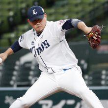 西武・松坂が膝に注射を打ち数日間の別メニュー調整