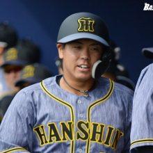 阪神が5選手の背番号変更を発表 『2』は北條から梅野へ