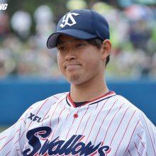 ヤクルト・吉田大喜は3回持たず5失点KO 鯉打線に捕まりホロ苦デビュー