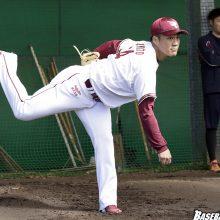 楽天が秋田・弘前での主催試合開催中止を発表