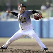 阪神・秋山拓巳が完全復活へ…取り戻した「ストロングポイント」