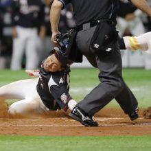 ロッテ・藤岡の次の塁を狙う積極的な走塁に注目!