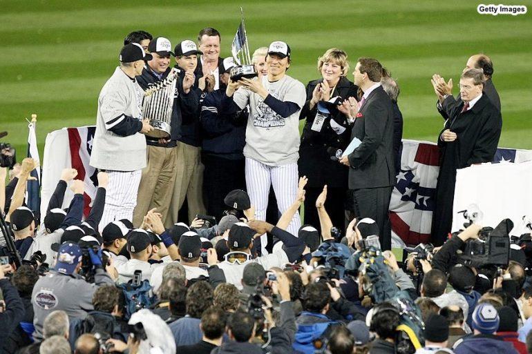 """ヤンキースの""""歴代左翼手""""4位に松井秀喜氏「7年間で大きなインパクト ..."""
