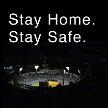 各球団がSNSで様々な施策…DeNAは特別映像『STAY HOME.STAY SAFE.』で7選手からファンにメッセージ