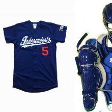 中学野球の新星、東京インディペンデンツ、新ユニフォームが完成!