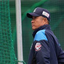 西武・辻監督は自主練習中の選手たちに期待「信頼している」