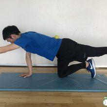 野球に必要な「体幹バランス」を鍛えよう!