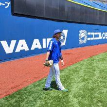 DeNA・濱口、手応え「一つひとつのボールの感触は良かった」