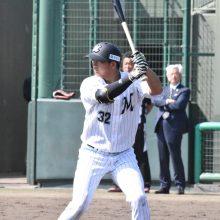 ロッテの代打成績がスゴイ!ルーキー佐藤は代打の打率.462、出塁率.563