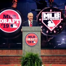 MLBドラフトはオンライン開催へ コロナ禍で日程短縮、指名は40巡が5巡に