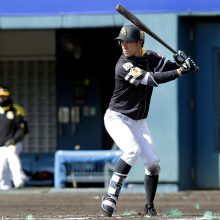 ソフトバンク・髙田が左足首を手術 復帰まで3カ月の見込み