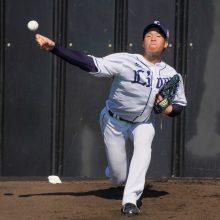 「プロ野球1年生のきみへ」 西武スカウトからルーキーたちへの手紙~3位・松岡洸希~