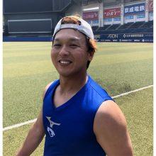 ロッテ・田村龍弘、26歳は「特別な誕生日」に