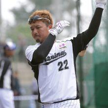 ロッテ田村、オリAJが一軍復帰 27日のプロ野球公示