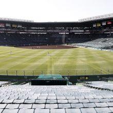 7月10日からの有観客試合実施に変更なし