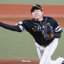 ソフトバンク・津森宥紀がルーキー最速白星!