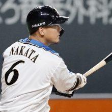 日本ハム中田が意地の一撃 29号2ランで5度目のシーズン100打点超え!